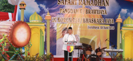 Safari Ramadhan, Pangdam V/Brawijaya Tingkatkan Silaturahim