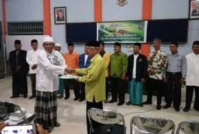 LDII Terpilih sebagai Pengurus MUI Kecamatan Kenjeran Masa Khidmat 2015-2020