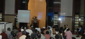 Polsek Rungkut Beri Penyuluhan Bahaya Narkoba pada Pengajian PC LDII Surabaya Timur