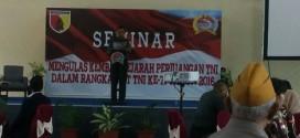 Korem 084/BJ Ajak Masyarakat Napak Tilas Perjuangan TNI