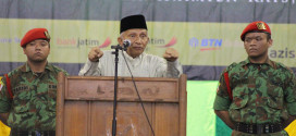 Amien Rais Ajak Warga Muhammadiyah Bangun Moral Bangsa